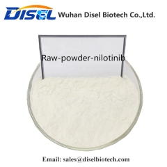 Raw Powder Nilotinib (AMN 107) for Anticancer CAS 641571-10-0