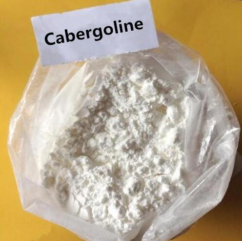 High Purity Pharmaceutical Raw Materials Dostinex/Cabergoline 81409-90-7 for Parkinson's Disease